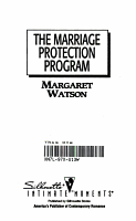 The Marriage Protection Program PDF