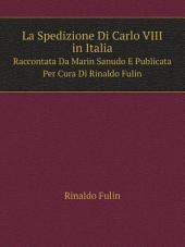 La Spedizione Di Carlo VIII in Italia