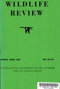 Wildlife Review