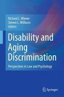 Disability and Aging Discrimination PDF