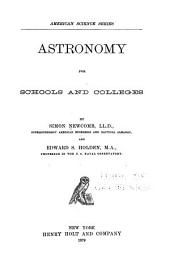 Astronomy for Schools and Colleges