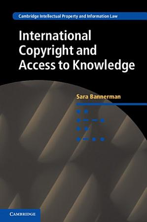 International Copyright and Access to Knowledge PDF