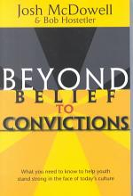 Beyond Belief to Convictions PDF
