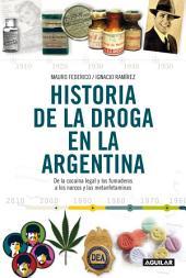 Historia de la droga en la Argentina: De la cocaína legal y los fumaderos a los narcos y las metanfetaminas