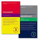 Oxford Handbook of Psychiatry and Oxford Handbook of Neurology PDF