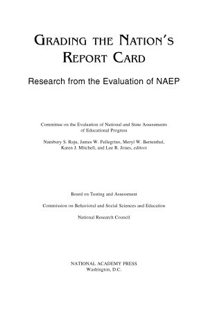 Grading the Nation s Report Card PDF