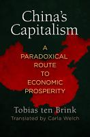 China s Capitalism PDF