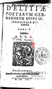 Delitiae Poetarum Belgicorum