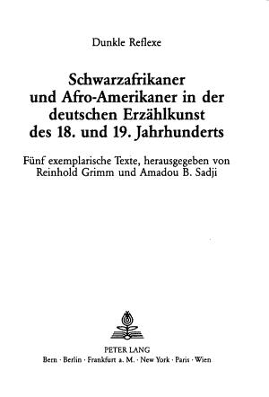Dunkle Reflexe PDF