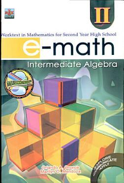 E math Ii  2007 Ed  intermediate Algebra  PDF