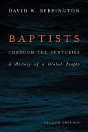 Baptists Through the Centuries