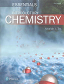Introductory Chemistry Essentials Plus MasteringChemistry with EText    Access Card Package