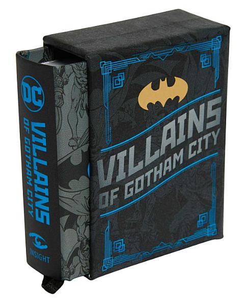 Download DC Comics  Villains of Gotham City  Tiny Book  Book