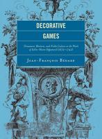 Decorative Games PDF