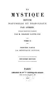 La Mystique divine naturelle et diabolique: Numéros1à3