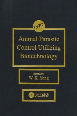 Animal Parasite Control Utilizing Biotechnology PDF