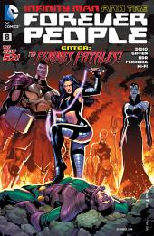 Infinity Man and the Forever People (2014-) #8
