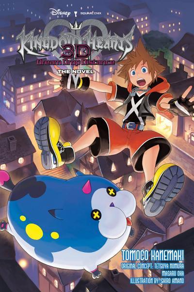 Download Kingdom Hearts 3D  Dream Drop Distance The Novel  light novel  Book