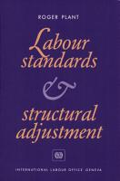 Labour Standards and Structural Adjustment PDF