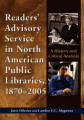 Readers    Advisory Service in North American Public Libraries  1870 2005