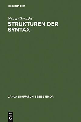 Strukturen der Syntax PDF