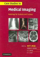 Case Studies in Medical Imaging PDF