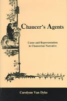 Chaucer s Agents PDF