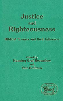 Justice and Righteousness PDF