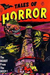 Tales of Horror, Volume 7, The Beast from the Deep