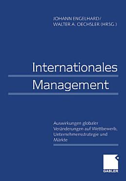 Internationales Management   International Management PDF