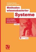 Methoden wissensbasierter Systeme PDF