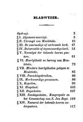 Parochieboek of beschrijving van Meulebeke