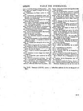 Recueil des Lettres