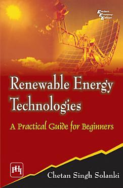 RENEWABLE ENERGY TECHNOLOGIES PDF
