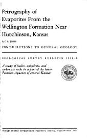 Geological Survey Bulletin: Issue 1201