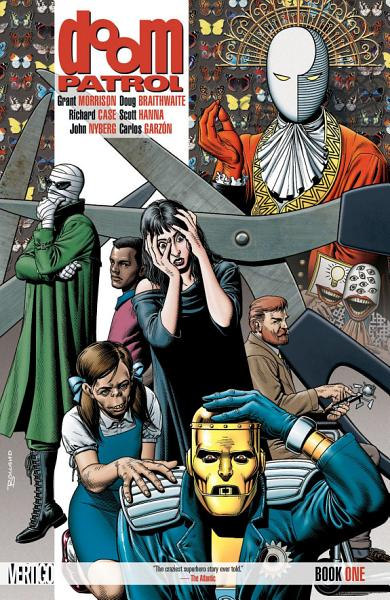 Download Doom Patrol Book One Book