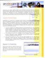 How to Publish Data
