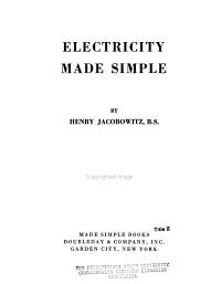 Electricity Made Simple PDF