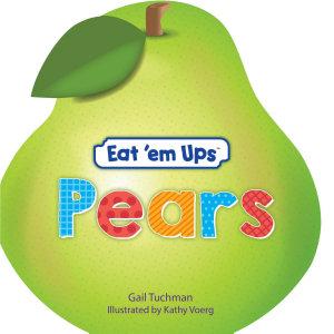 Eat  em UpsTM Pears