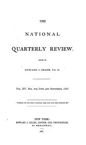The National quarterly review, ed. by E.I. Sears