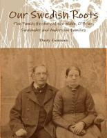 Our Swedish Roots PDF