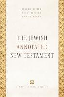 The Jewish Annotated New Testament PDF