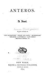 Anteros: A Novel
