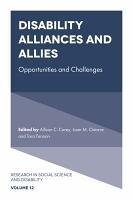 Disability Alliances and Allies PDF