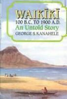 Waikiki  100 B C  to 1900 A D  PDF