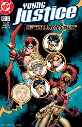 Young Justice (1998-) #23