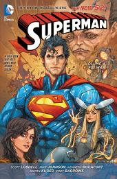 Superman Vol. 4: Psi-War (The New 52)