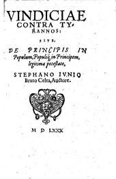 Nicolai Machiavelli de officio viri principis: una cum scriptis Machiavello contrariis de principum virorum potestate, officioque contra tyrannos