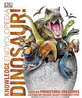 Knowledge Encyclopedia Dinosaur  Book