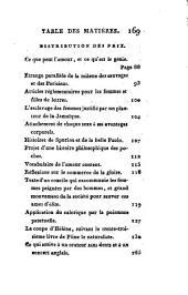 Récit exact de ce qui s'est passé à la séance de la Société des observateurs de la femme, le mardi 2 novembre 1802. Par l'auteur de Raison, folie, etc